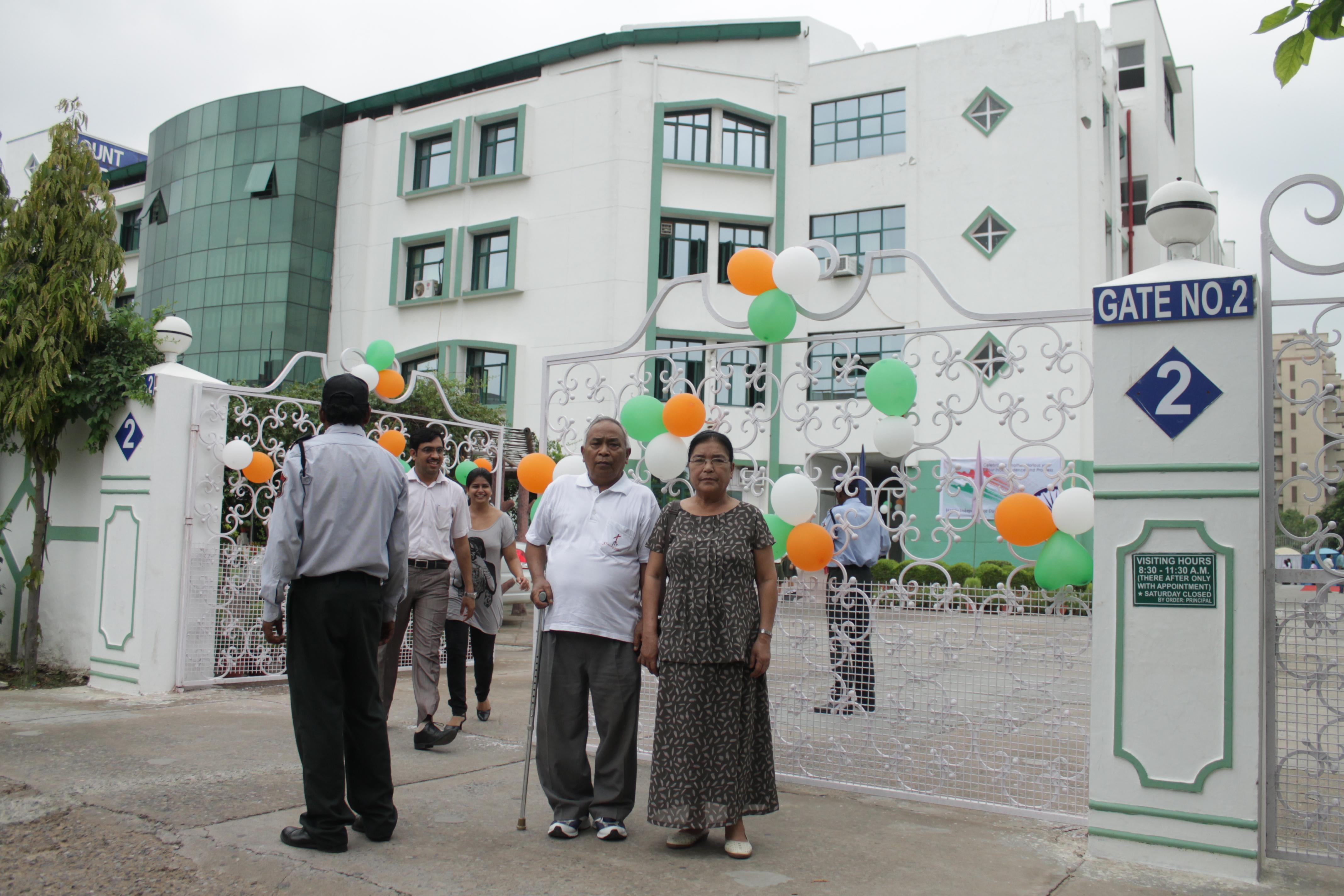 Mount Carmel School, Sector 22 | DwarkaWala